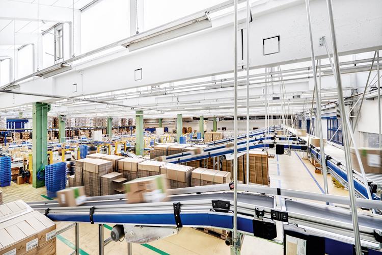 Moosmayr digitalisiert Lager- und Logistikprozesse
